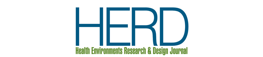 HERD Health Environments Research and Design Journal