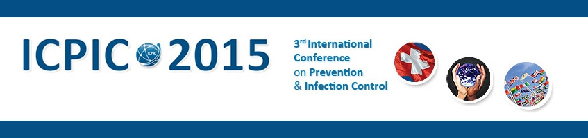 ICPIC 2015 International Conference on Prevention and Infection Control