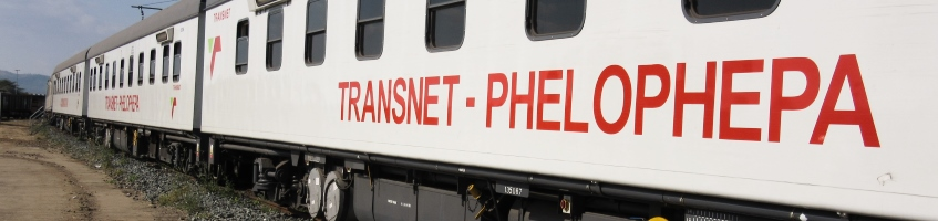 South Africa's Transnet Phelophepa healthcare trains, equipped with antimicrobial copper